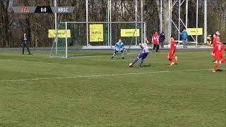 FC Augsburg - Hertha BSC (U15 C-Junioren, Vorrunde, Gruppe B, Nike Premier Cup 2016) - Spielszenen