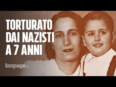 Sergio De Simone, il bimbo napoletano torturato dai medici nazisti per esperimenti e poi impiccato