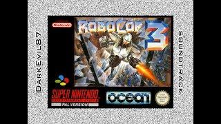 RoboCop 3 OST (Super Nintendo)