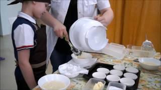 Уроки кулинарии для детей в Петербурге