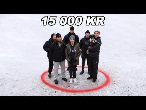 DEN SOM SIST LÄMNAR RINGEN VINNER 15 000 KR