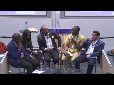 The African Media Transformation: Entertainment and Marketing in a Digital Age (2017)