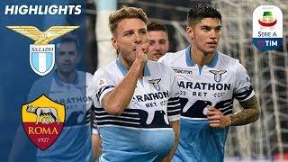 Lazio 3-0 Roma | La Lazio lascia la Roma a bocca aperta in un derby intenso | Serie A