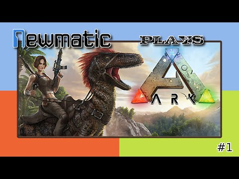 ARK: Survival Evolved - Learning the Basics (#1)