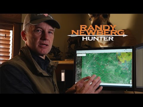 Hunting With Randy Newberg - How To; E-Scouting (Part 1)