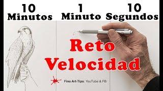 Reto Velocidad - 10 Minutos / 1 Minuto / 10 Segundos!