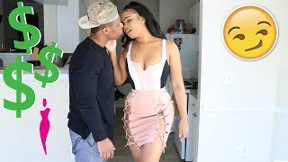 BOYFRIEND REACTS TO HOT FASHION NOVA TRY-ON HAUL! | SPRING TRY-ON HAUL 2018
