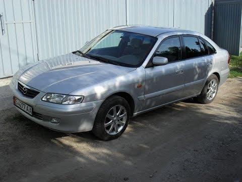 Новая Батина Машина Mazda 626 2001 год 2.0 Дизель