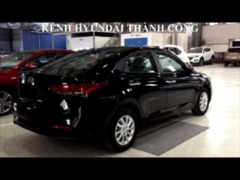 Hyundai Accent 1.4 MT màu đen | Hyundai Accent 1.4 MT black