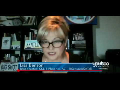Barry Nussbaum Hosting America Trends with Counter Terrorism Analyst Lisa Benson