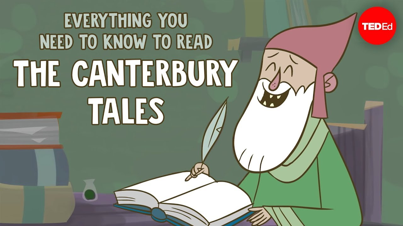 """Everything you need to know to read """"The Canterbury Tales"""" – Iseult Gillespie"""