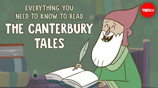 "Everything you need to know to read ""The Canterbury Tales"" - Iseult Gillespie"