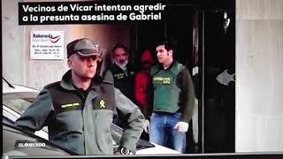 Ana Julia Quezada Cruz intento de agresión en la reconstrucción de los hechos