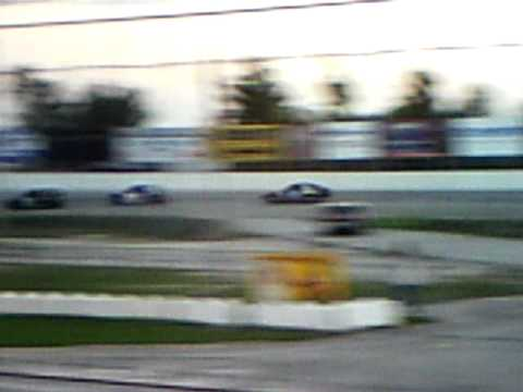 Mini Stock B-Main - Sunset Speedway - September 5,...
