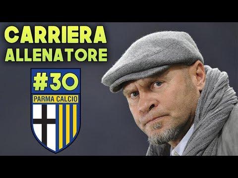 CACCIO VIA TUTTI [#30] FIFA 18 Carriera Allenatore PARMA