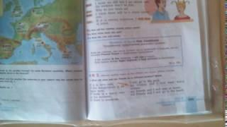Гдз по Английскому языку 6 класс автор Кузовлев упражнение 2(1,2), упражнение 1