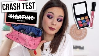 CRASH TEST • MARTINE COSMETICS !