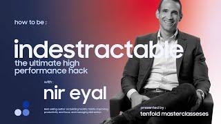 23 March 2021 Masterclass with Nir Eyal | Tenfold Australia