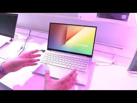 Asus Vivobook S13 - Subnotebook mit vielen Anschlüssen