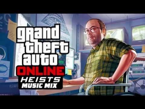 Grand Theft Auto Online - Heist Track 4 Mix (Trailer Music)