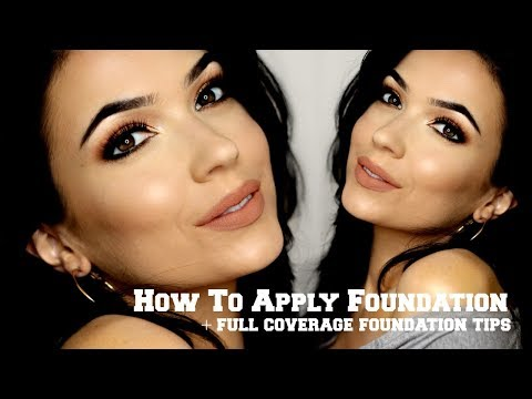 How To Apply Foundation | Simple Makeup Walkthrough | TheMakeupChair thumbnail