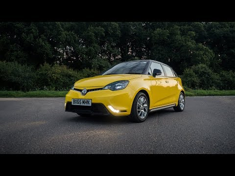 2018 MG 3 Review! British Car, Made In China... New Motoring