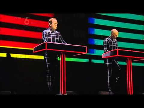 Kraftwerk - Home Computer (Live at Latitude)