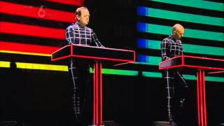 Kraftwerk - Home Computer (Live at Latitude) 20/07/2013.