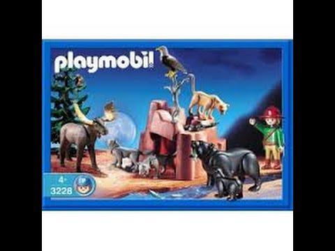 animales de playmobil youtube