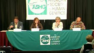 ASHG/ICHG 2011: New Findings in Disease Architecture and Research Panel