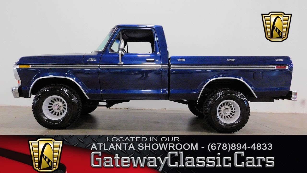 1978 Ford F-150 4x4
