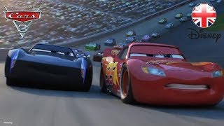 Check out the BRAND NEW trailer for Cars 3 here! Subscribe to Disne...