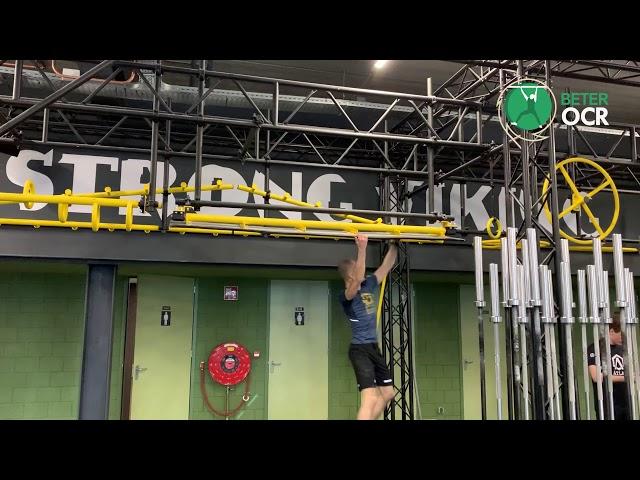 Floating Boards Techniek voorwaarts stappen
