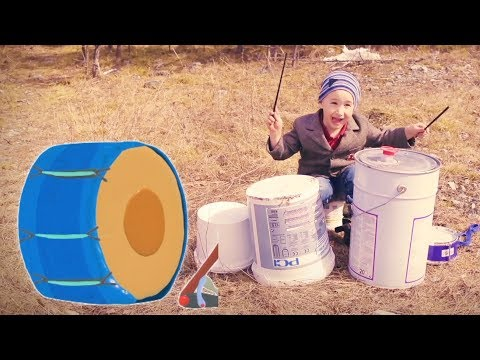 Musical Instruments Sounds for Kids – Street DRUMS episode 2 | MusicMakers - From Baby Teacher
