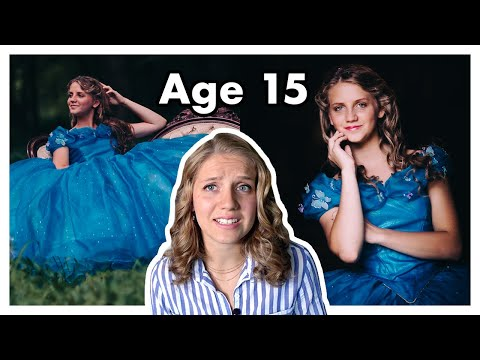 How To NOT Make A Cinderella Dress... What I Learned From Making 5!