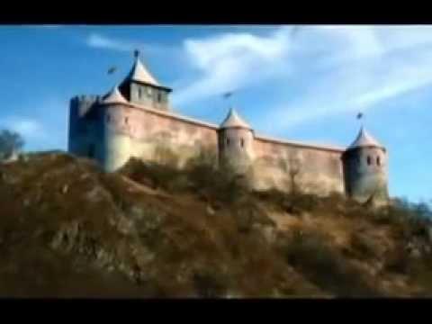 Poenari Citadel 3d Rendering Youtube
