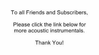 More acoustic guitar instrumental cover with lyrics karaoke Mp3
