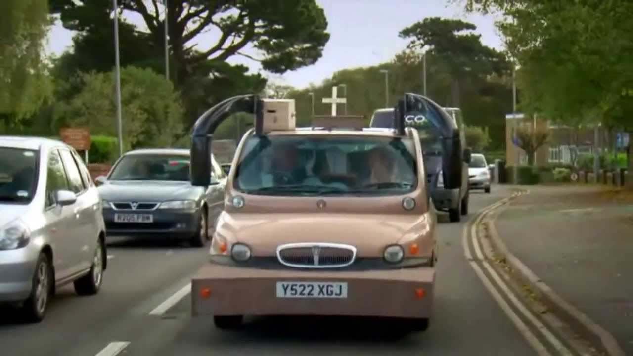 Top Gear - Jeremy Clarkson and Richard Hammond clap along to the ...