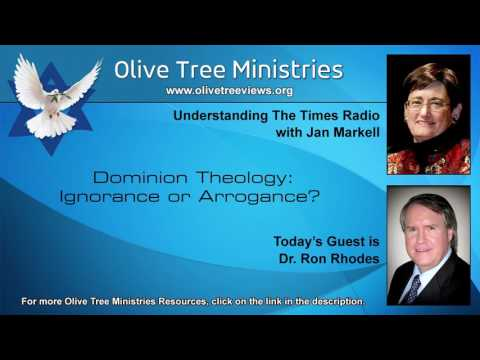 Dominion Theology: Ignorance or Arrogance? – Dr. Ron Rhodes