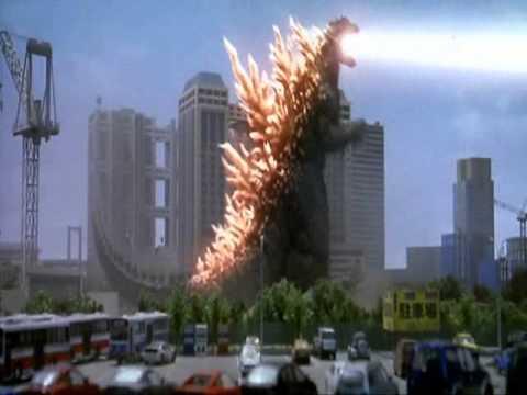 Godzilla Vs Megaguirus Music Video