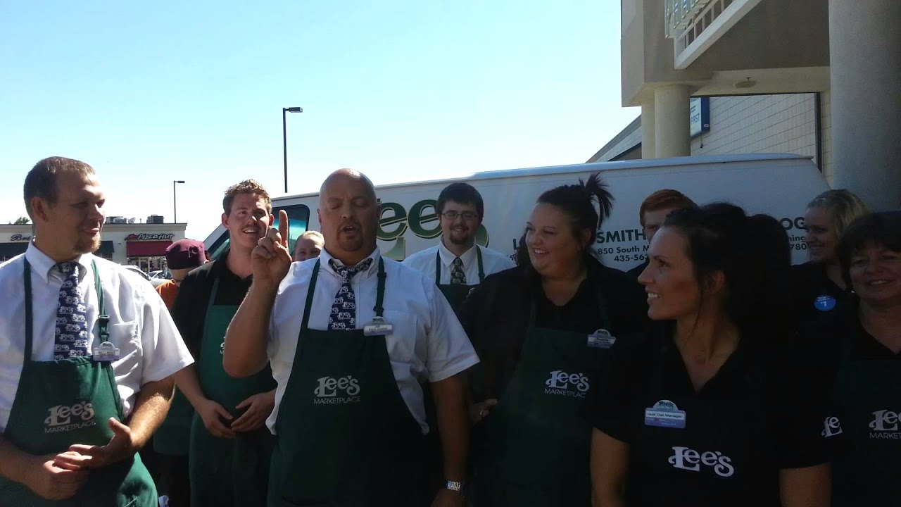 North Ogden Lee S Marketplace Ice Bucket Challenge Youtube Get the inside scoop on jobs, salaries, top office locations, and ceo insights. youtube