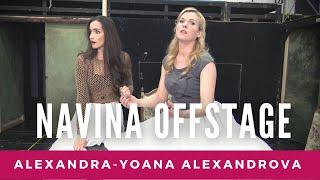 Alexandra-Yoana Alexandrova - NAVINA OFFSTAGE