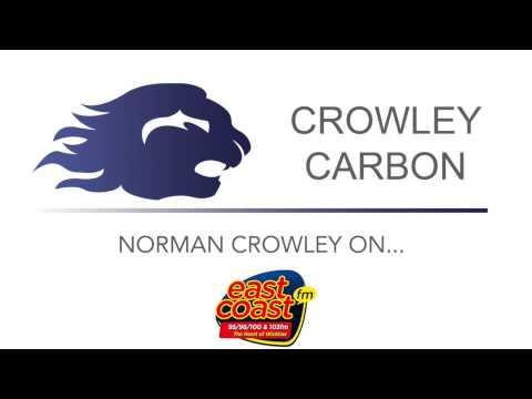 Norman Crowley on East Coast Radio