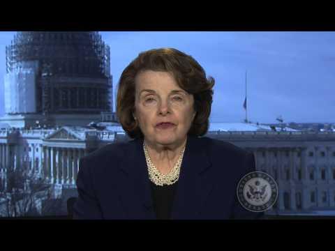 United States Senator Dianne Feinstein Opens CCSA