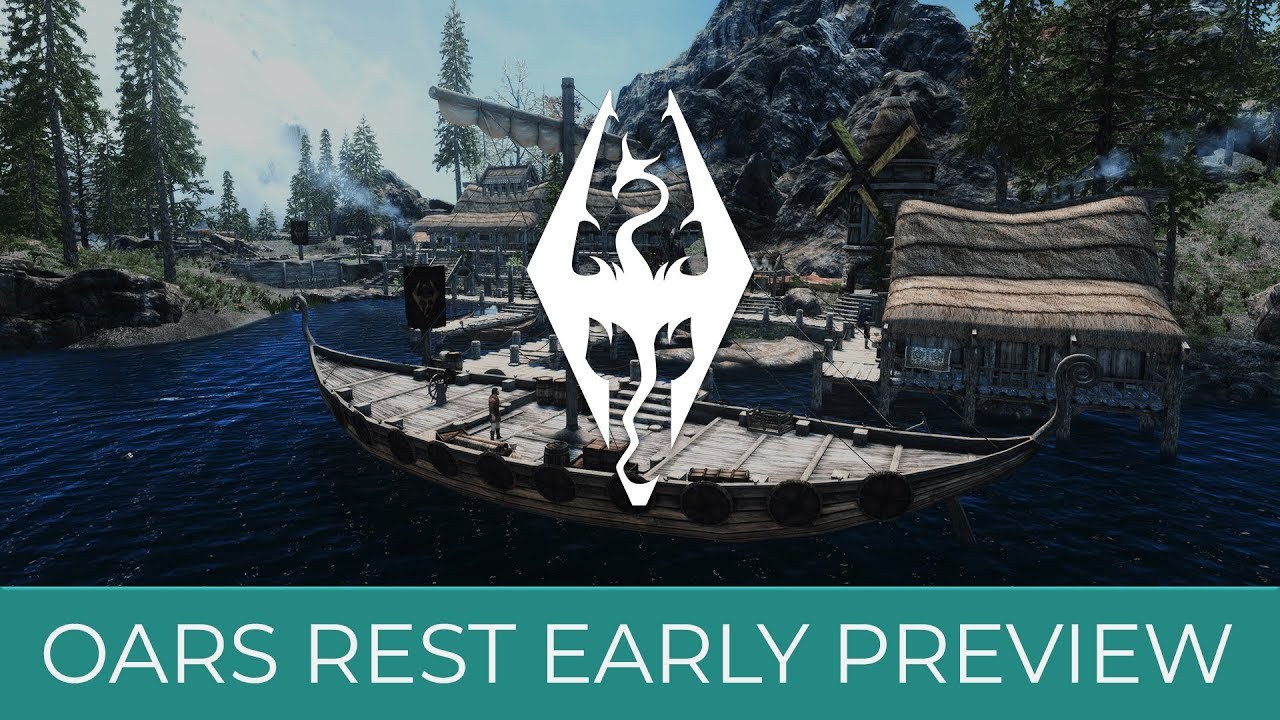 Oar's Rest Early Preview