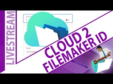 Cloud 2 - FileMaker ID