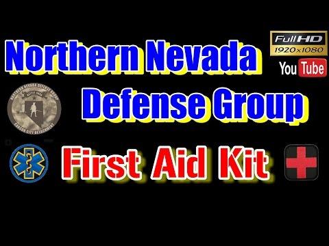 Militia First Aid Kit  IFAK  Northern Nevada Defense Group