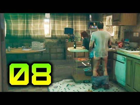 Прохождение [Grand Theft Auto V/5 #8] Ограбление Ювелирного. Тревор с голой жопой (60FPS)