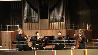D.Schostakovich. Klavierquintett. Op.57.  II.Intermezzo.