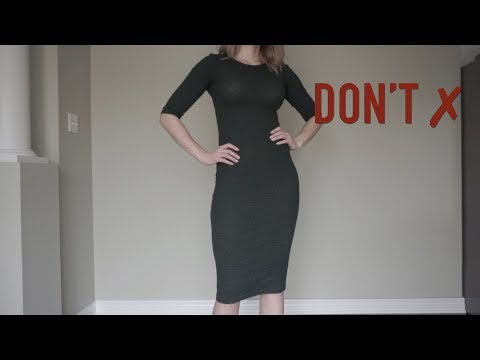 Interview Outfit Do's ✓ And Don'ts ✗